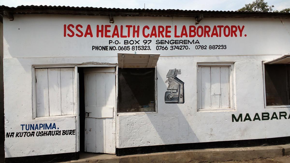 Sengerema Pharmacy Issa
